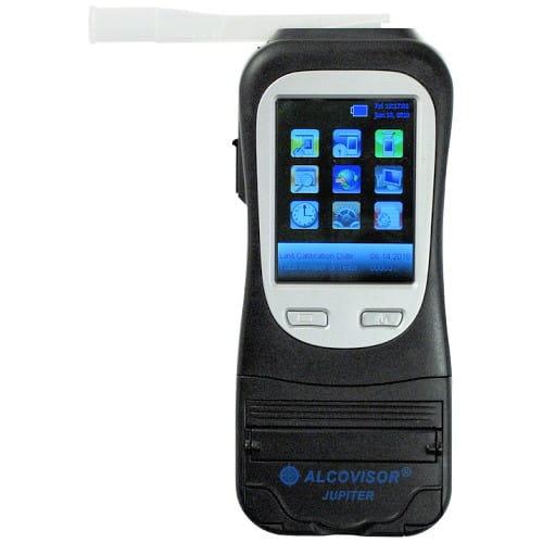 alkomat Alcovisor Jupiter GPS