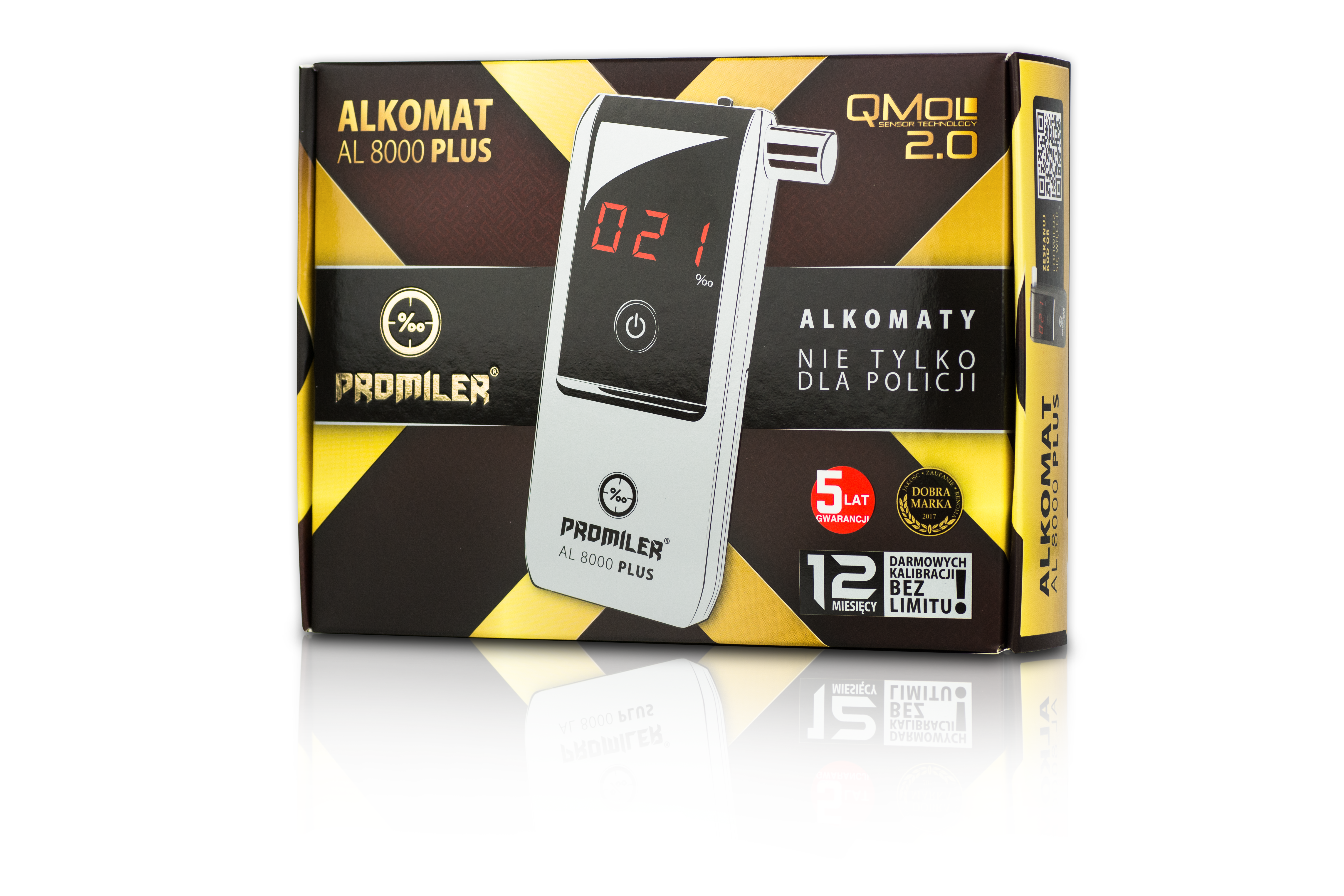 Alkomat Promiler AL 8000 Plus