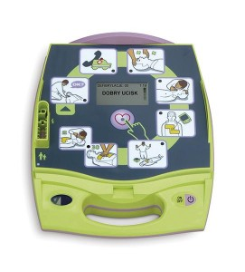Defibrylator ZOLL AED PLUS (na CPR-D )