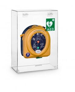 Gablota Plesi AED GLASSBOX